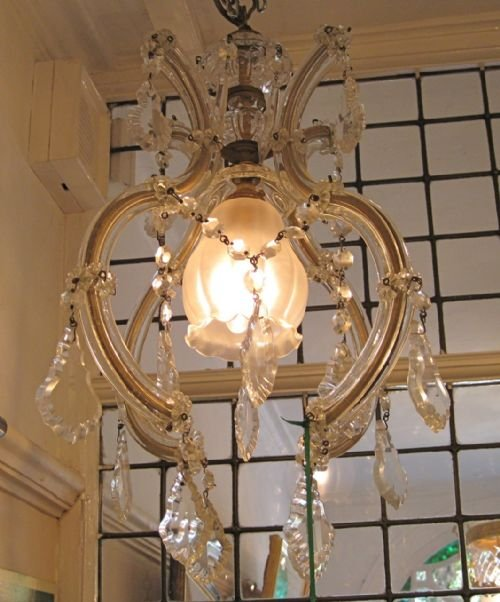 Single Marie Therese ceiling light