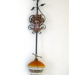victorian-gas-downlighter-in-steel-and-copper-234623